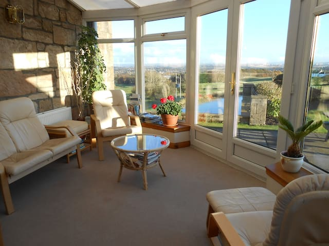 Tambowie Farm B&B: Twin Room - Milngavie - Oda + Kahvaltı