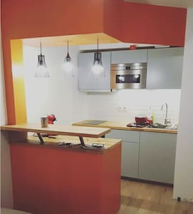 Appartement cosy à Saxe-Gambetta - Lyon