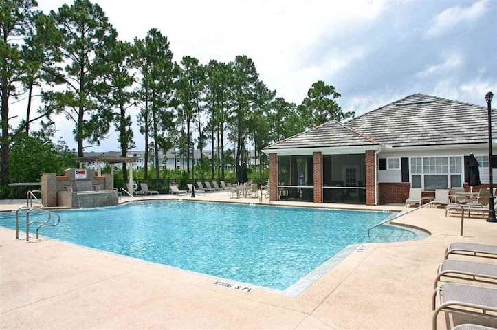 Marshview Condo by Beach and Downtown St. Aug