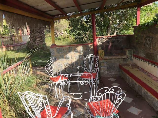 """Habitaciones """"Villa el Cantoral"""""""