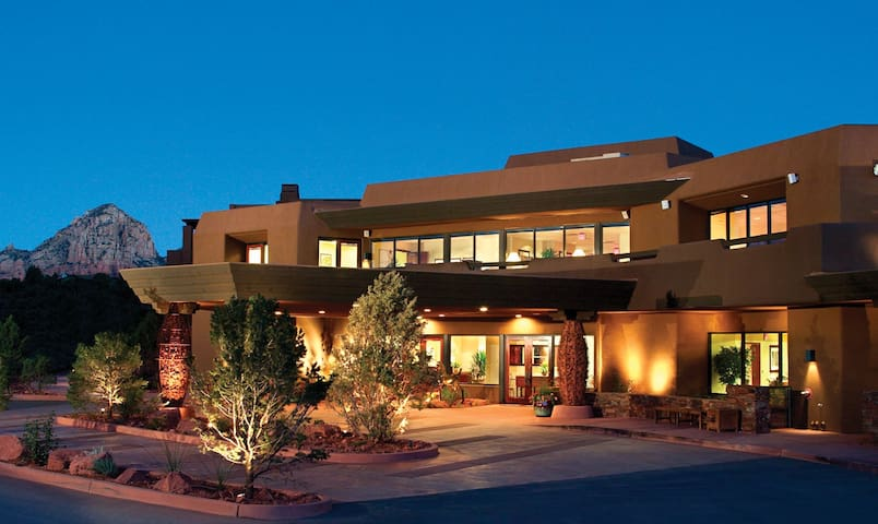 2Bd 2Ba Sedona Hyatt Pinon Pointe Resort Dec-Feb