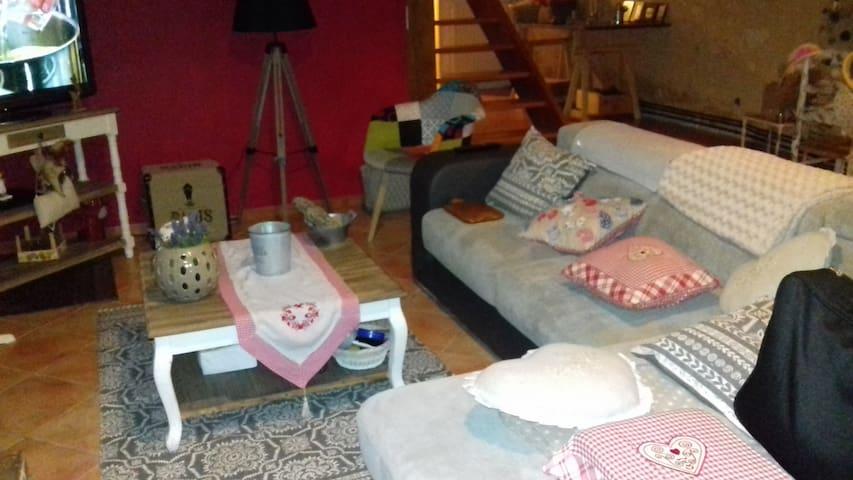 Chambre à Eynesse - Eynesse - Rumah
