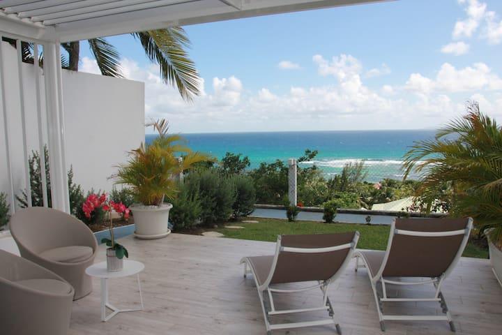 STUDIO LOVE private beach view excep