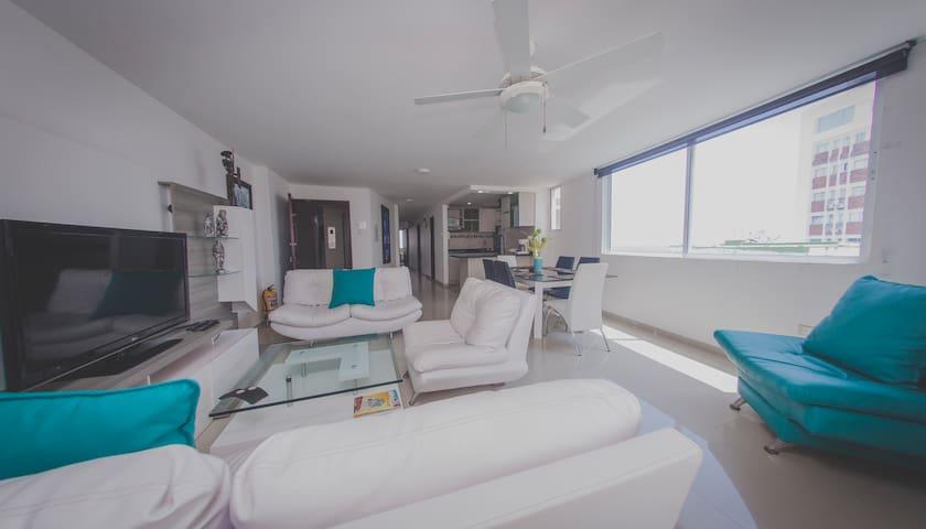 Apartamento Vista Mar - Seaview  22