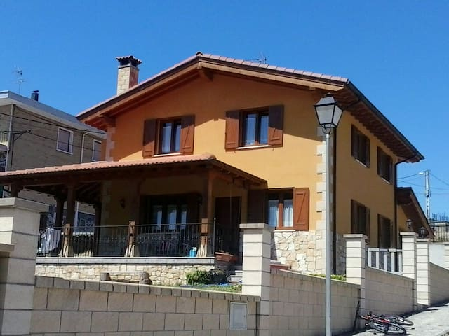 Casa Rural Izarrak en Pedrosa de Valdeporres