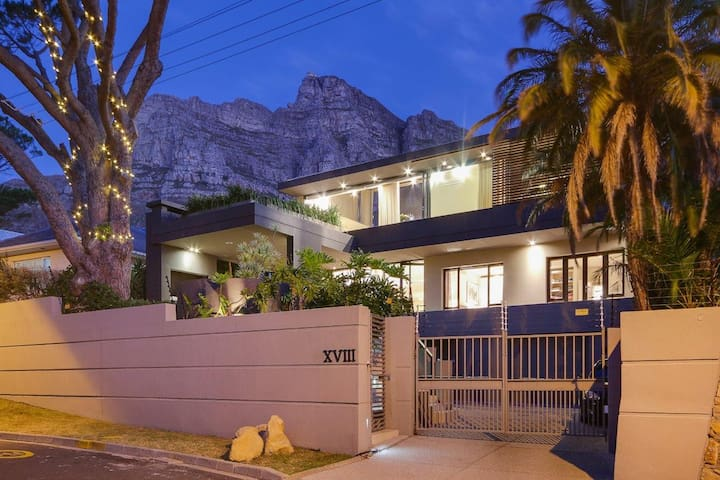 Villa Alba | Exclusive 3 bedroom Villa | Camps Bay