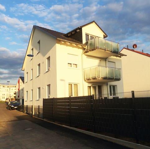 1 Zimmer-Apartment für Singles - Langen (Hessen) - Huis