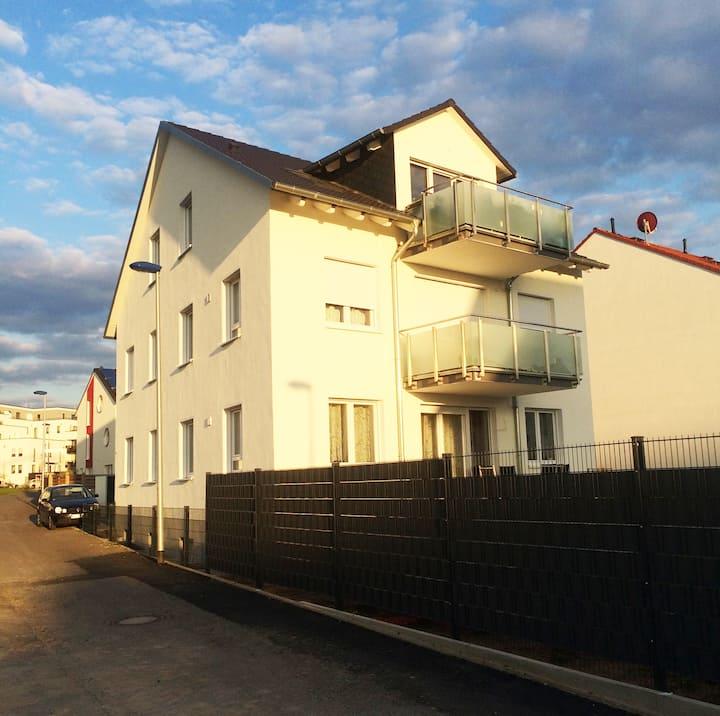 1 Zimmer-Apartment für Singles