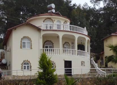 Villa Eve mit eigenem Pool - Alanya - Villa