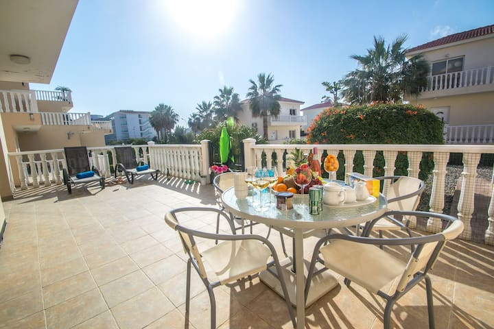 Nissi Golden Sands Apartment 3 - Ayia Napa