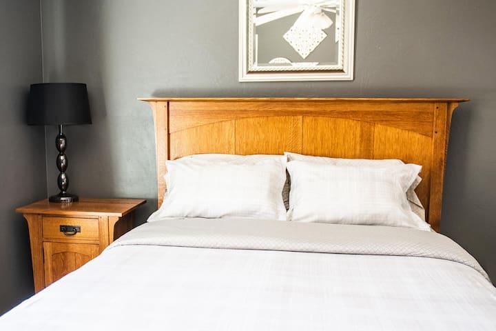 Master Bedroom At Ramblers Ranch