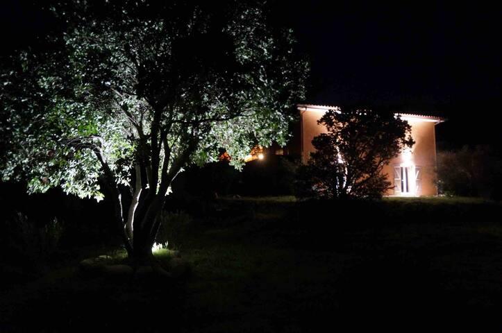 Appartement rez de jardin T3 75m² à 10mn de Calvi