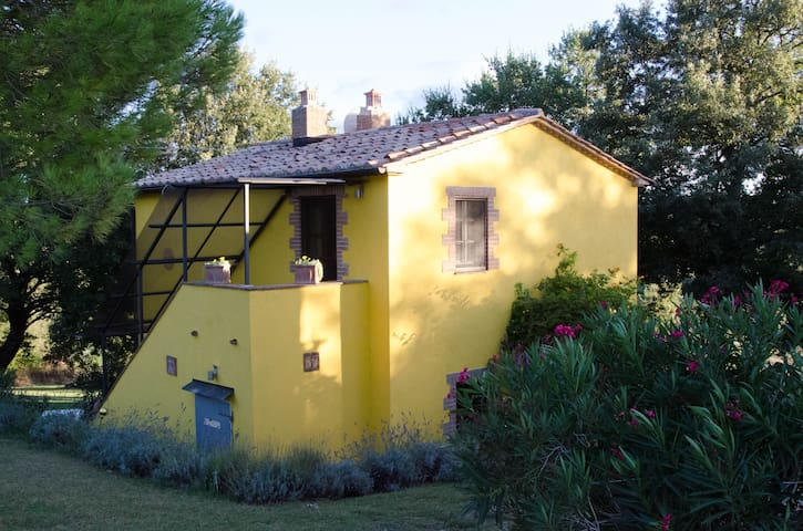 PODERE LA-LIBERTA-SOLE - Semproniano - Appartement