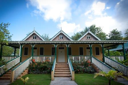 Gardenview Room, Rosalie Bay Resort - Rosalie