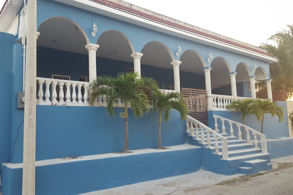 Sunseeker Casitas located in the heart of Progreso!