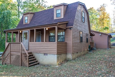 Sequoyah Hideaway 3BR, 2B Lakeview - Andersonville - Σπίτι