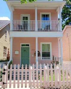 Little Pink in Victorian District - Savannah