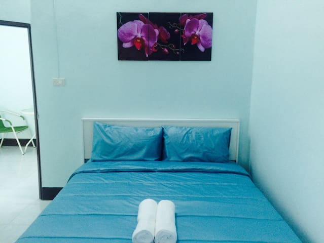 Charming and cozy room in Ao nang - Ao nang - Apartment