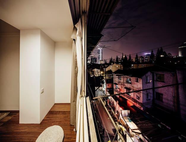 LA CASA 401 designer residence(2 rooms) - Şangay - Daire