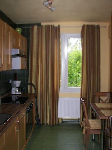 Gästewohnung 1 Zimmer am Küchwald