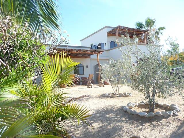 casa blanca - Los Barriles - House
