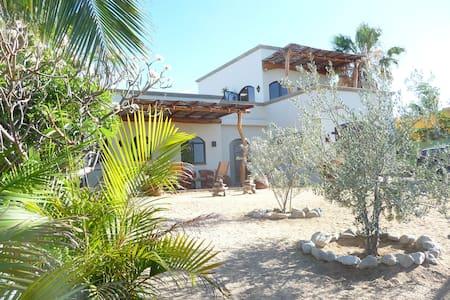 casa blanca - 洛巴里斯(Los Barriles) - 獨棟
