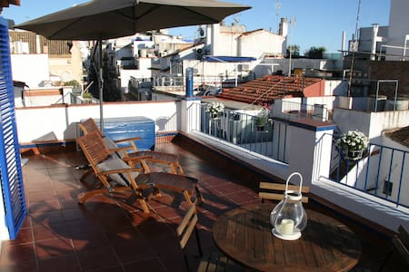 PENTHOUSE IN THE CITY-CENTRE - Sitges