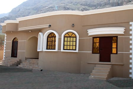 Fully Furnished Villa Rooms - Khasab - Вилла