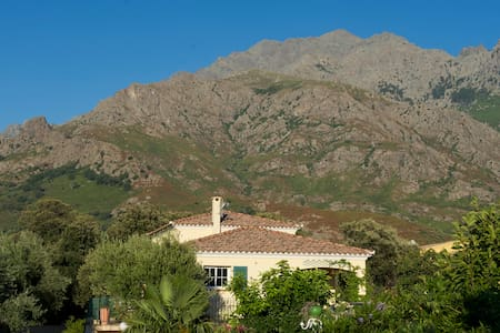 Grande villa au coeur de la Balagne - Calenzana - Huis