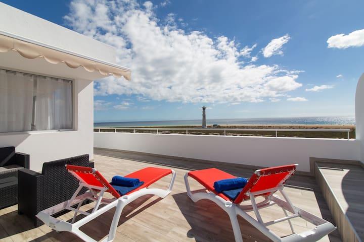 Loft Jandia Top Location stunning sea views
