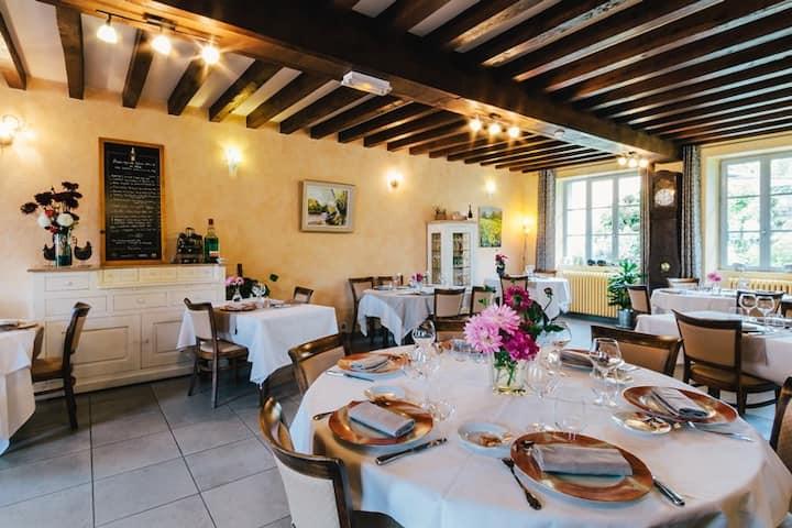 Hôtel-Restaurant La Bonne Auberge