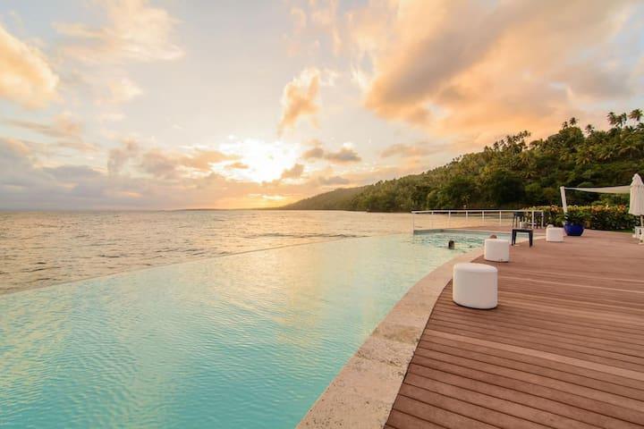 Luxury Tropical Escape Townhouse 3 Bedrooms - Samana - บ้าน