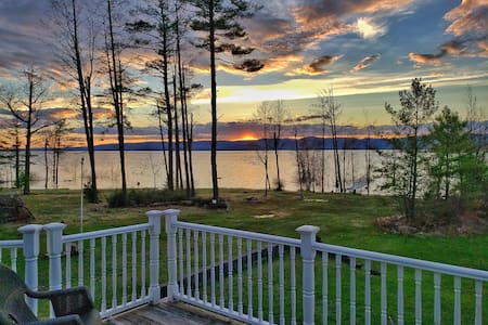 Island View Family Escape @ Great Sacandaga Lake