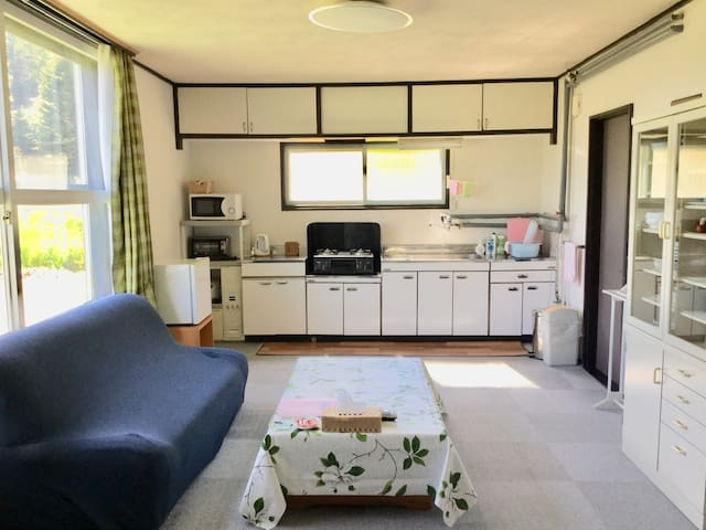 5. Farm Inn YUYU 【Self-Catering Cottage】
