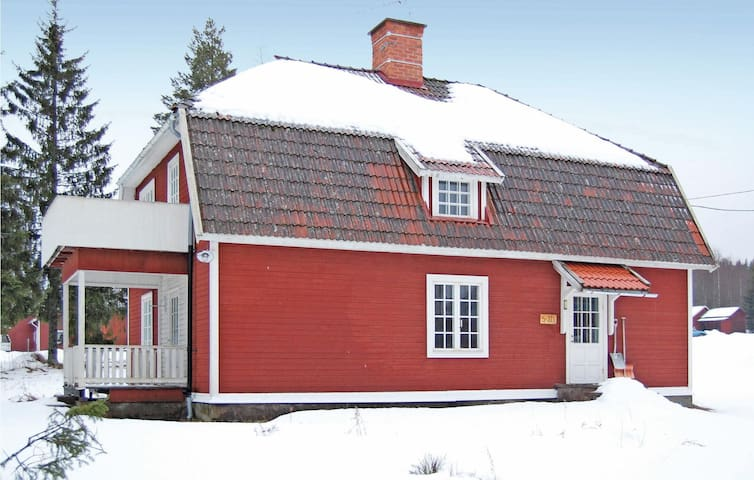 Holiday cottage with 3 bedrooms on 150m² in Älvdalen