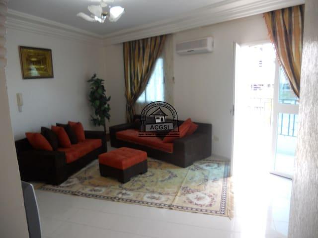 luxueux appartement à skanes Monastir - Monastir - 公寓