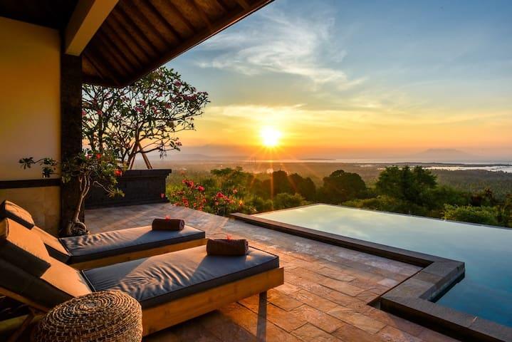 Villa Asmara 1 Sumberkima Hill Retreat