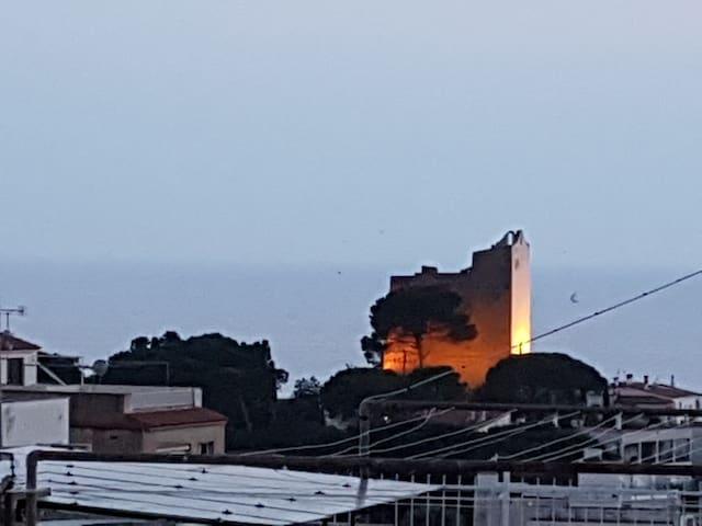 Apartamento Sant pol de mar a 45 minutos Barcelona