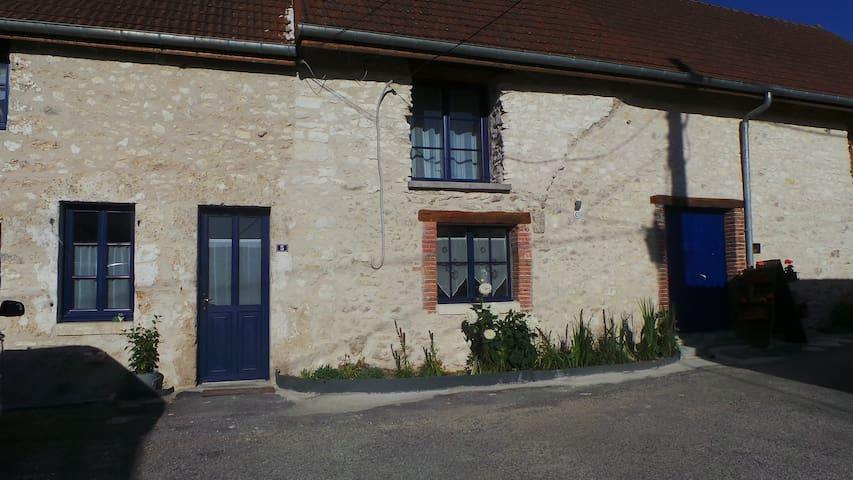 Gîte de charme  au coeur des vignes - Cuisles - Dom