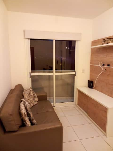 Entire apartment near USP/Shopping/Nações/Getúlio