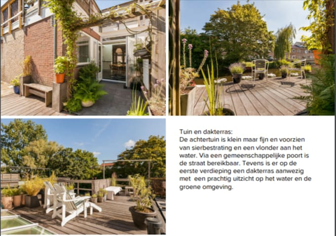 Lovely house nearby city centre Alkmaar