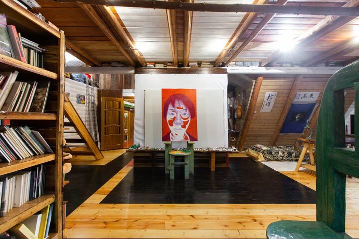 Zayarskiy Art Residence 480 m²