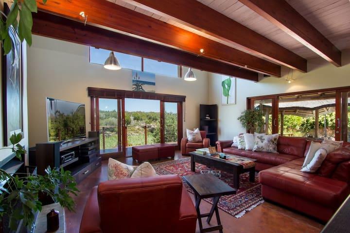 Luxurious Onrus/Hermanus Home On The River