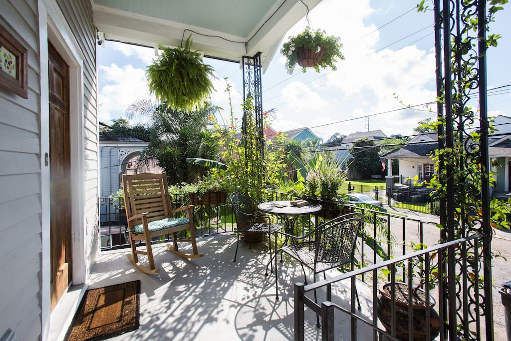 Charming Garden District Home Houses For Rent In New Orleans Louisiana United States