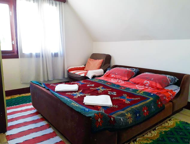 Old Guest House 1964 - private double room