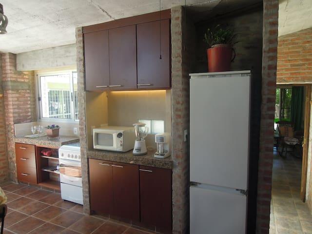 Milenico (Casa 9 cuadras de playa) Atlantida V.Arg - Villa Argentina