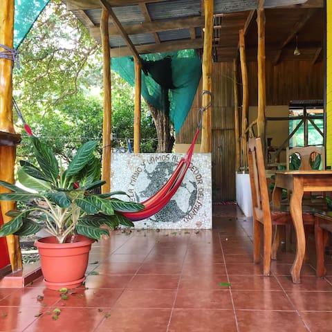"""""""El Rinconcito"""" de la Casa Rica de Costa Rica."""