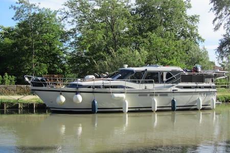 Azureo Boat - Aigues-Mortes