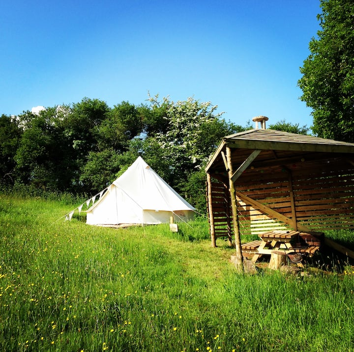 Eco Escape Pembrokeshire Glamping - Copperbeech