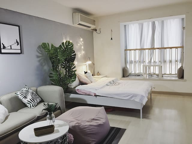 CANDY CRUSH single apartment in the downtown area